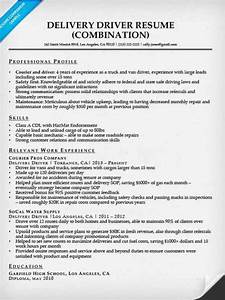 resume for courier driver resume ideas With courier resume
