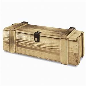 Weinkisten Holz Gratis : holzkisten weinkisten transportkisten f r 1 flasche aus holz mit leisten ebay ~ Orissabook.com Haus und Dekorationen