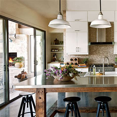 Country Industrial Kitchen  House Furniture