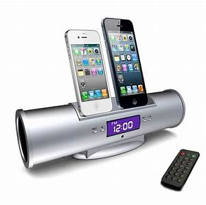 Iphone 4 Docking Station : for iphone 5 4 3gs 4g ipod touch nano iphone5 dual docking dock speaker station the biggest ~ Sanjose-hotels-ca.com Haus und Dekorationen