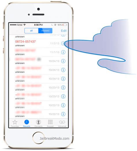blocking numbers on iphone how to block an annoying caller on iphone 5s on ios 7