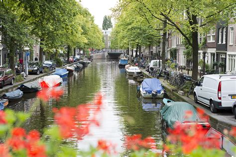 Amsterdam Canals The Netherlands