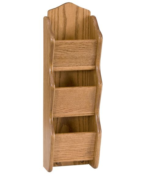 letter holder three tier amish direct furniture