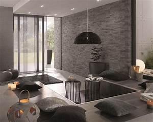 Tapeten Badezimmer Beispiele : w nde mit farbe gestalten ideen ~ Markanthonyermac.com Haus und Dekorationen