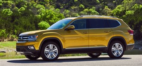 Volkswagen Atlas 2020 Price by 2020 Volkswagen Atlas Price Release Date Changes Vw