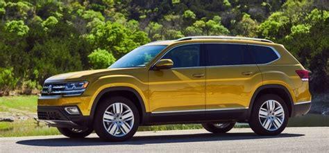 2020 Volkswagen Atlas Release Date by 2020 Volkswagen Atlas Price Release Date Changes Vw