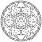 Mandala Alien Print Coloring Pages Transparent Adult Printable Colouring Ufo Books Believe Want Don Donteatthepaste Flower Drawing Space Iwtb sketch template