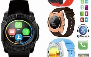 Watch V8 Manual Smart