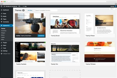 wordpress theme     create  website