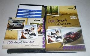 2010 Jeep Grand Cherokee User Guide Owners Manual Set Dvd