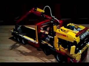 Lego Technic Camion : camion lego technic 8109 modifier youtube ~ Nature-et-papiers.com Idées de Décoration