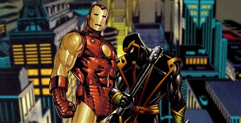 More Leaked Avengers Photos Reveal Classic Iron Man