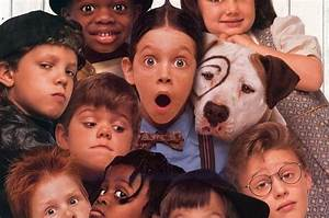 """""""The Little Rascals"""" Re-Created Their Movie Poster 20 ..."""