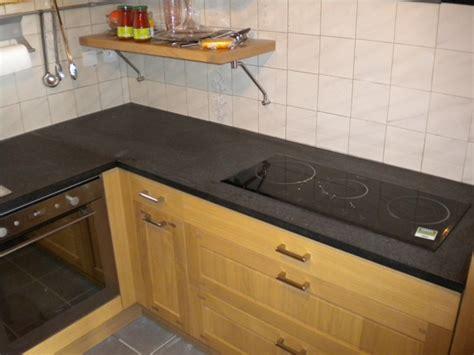 cuisine plan de travail noir plan granit marbre quartz cuisine salle de bain