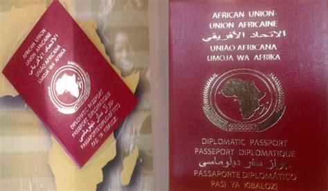 union africaine si鑒e le passeport africain lancé dimanche lors du 27e sommet de l union africaine à kigali la vie sénégalaise senegal