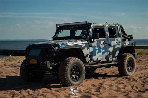 blue camo jeep 1000 images about 4x4ever jeep on pinterest