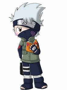 Kakashi chibi by anime-fan-211 on DeviantArt