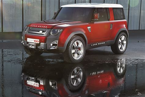land rover defenders design reportedly finalized