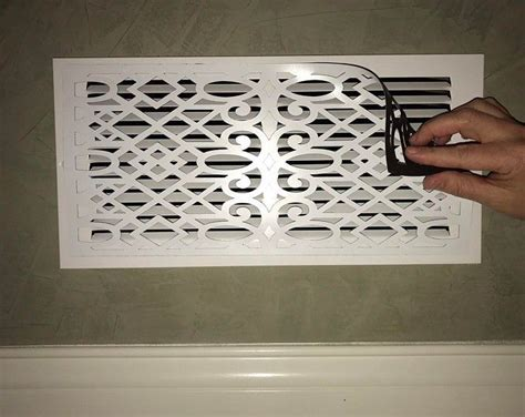 Whether you're shopping for switchplate covers, decorative wall switch plates, electrical cover plates, or light switch plates, our wide inventory ensures we have something for everyone. Medallion ReVent Cover Decorative Vent Covers   Etsy in 2020   Decorative vent cover, Wall vent ...