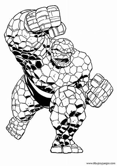Dibujos Marvel Comic Imprimir Dibujo