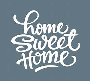 home sweet home wall decal letters only With home sweet home wall letters