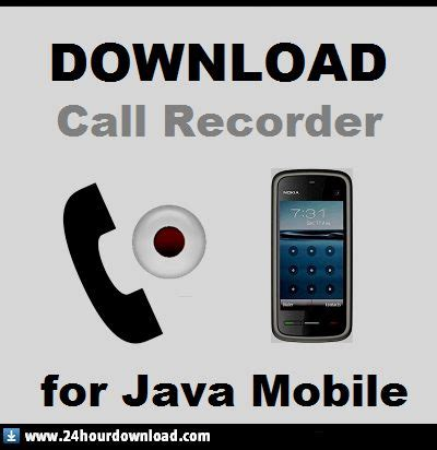 Java Mobile by Call Recorder App For Java Mobile Phone Nokia