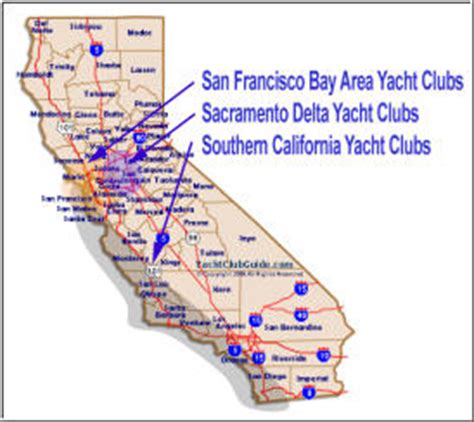 southern california yacht clubs