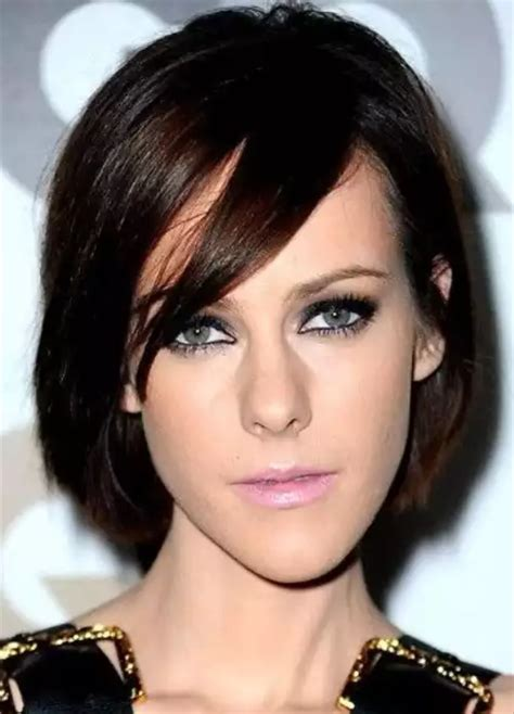 hairstyles  small foreheads fade haircut