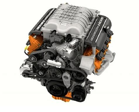 How Much Is A Hellcat Engine by Powerplants Packing A Punch