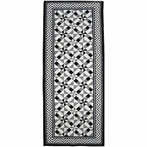 tapis carreaux de ciment achat vente tapis carreaux de With tapis de couloir avec canapé d usine