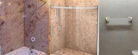 stone wall shower panels  oakland  san francisco