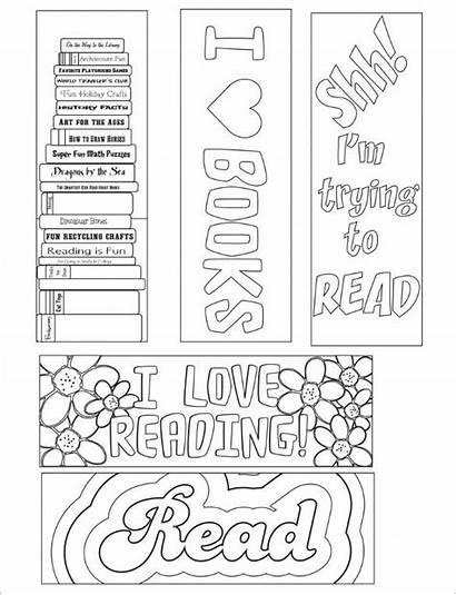 Bookmark Template Pdf Printable Templates Coloring Doc