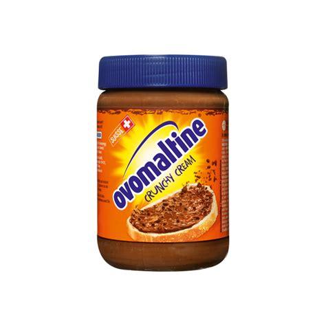 pate a tartiner ovomaltine ovomaltine crunchy p 226 te 224 tartiner ovomaltine ch