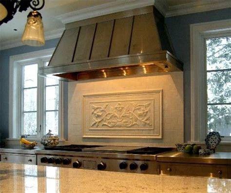 custom kitchen backsplash tiles custom made high relief backsplash using flowers 6346