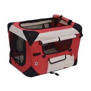 walmart cat carrier pawhut soft sided folding crate pet carrier