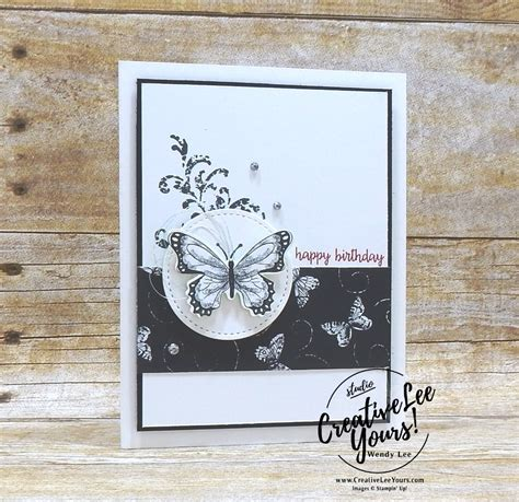 Botanical Butterfly Birthday Printable Tutorial