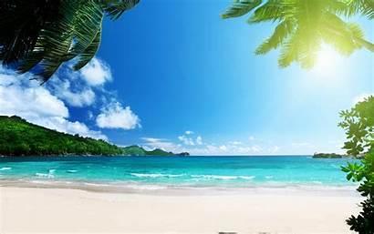 Caribbean Beach Sea Sun Island Islands Tropics