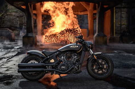 Indian Motorcycle Launches Limited Edition Scout Bobber