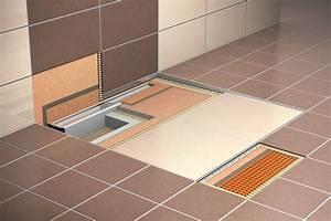 Bodengleiche Dusche Gefälle : ausbaupraxis bodengleiche duschen einfach tiefer gelegt ~ Eleganceandgraceweddings.com Haus und Dekorationen