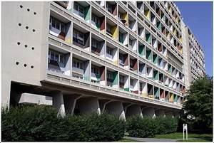 Corbusier Haus Berlin : das corbusierhaus im berliner bezirk charlottenburg wilmersdorf wurde 1956 bis 1958 in der n he ~ Markanthonyermac.com Haus und Dekorationen