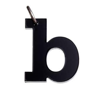 plexismycke bokstaven