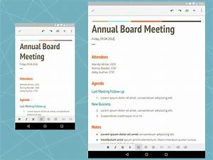 computerworld singapore the best office apps for android With google docs for android tablet