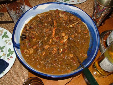 luisina cuisine my louisiana food experience gumbo part 1 itai boublil
