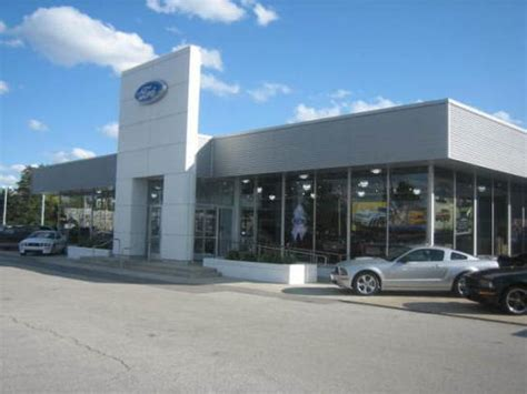 Kistler Ford Sales Inc car dealership in Toledo, OH 43615