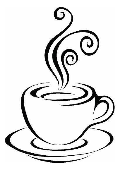Coffee Cup Graphics Single Wall Vinyl Decals