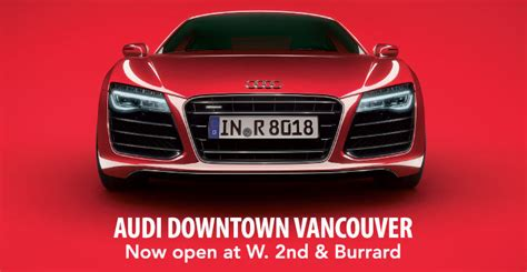 Audi Dealership Opens For Business This Saturday In
