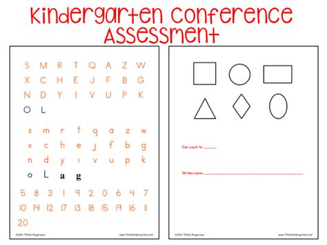 parent teacher conference for preschool time 4 kindergarten parent conferences 862