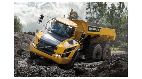 Volvo Articulated Dump Truck by What S The Reputation For The Articulated Dump Trucks
