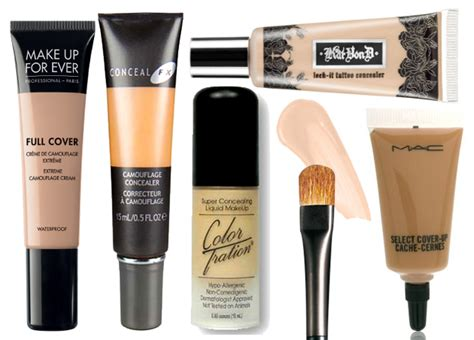 Best Cover Up Makeup How To Cover A Mole With Makeup