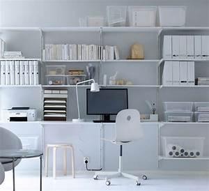 Rangement Bureau Ikea Avec Les Meilleures Collections D39images